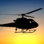 Полет на вертолете на Лазурном Берегу