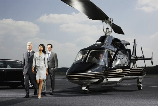 Воздушное такси VIP