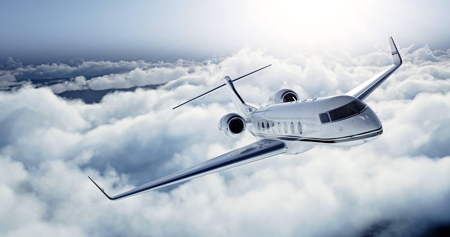 Преимущества аренды самолета от компании Cofrance SARL