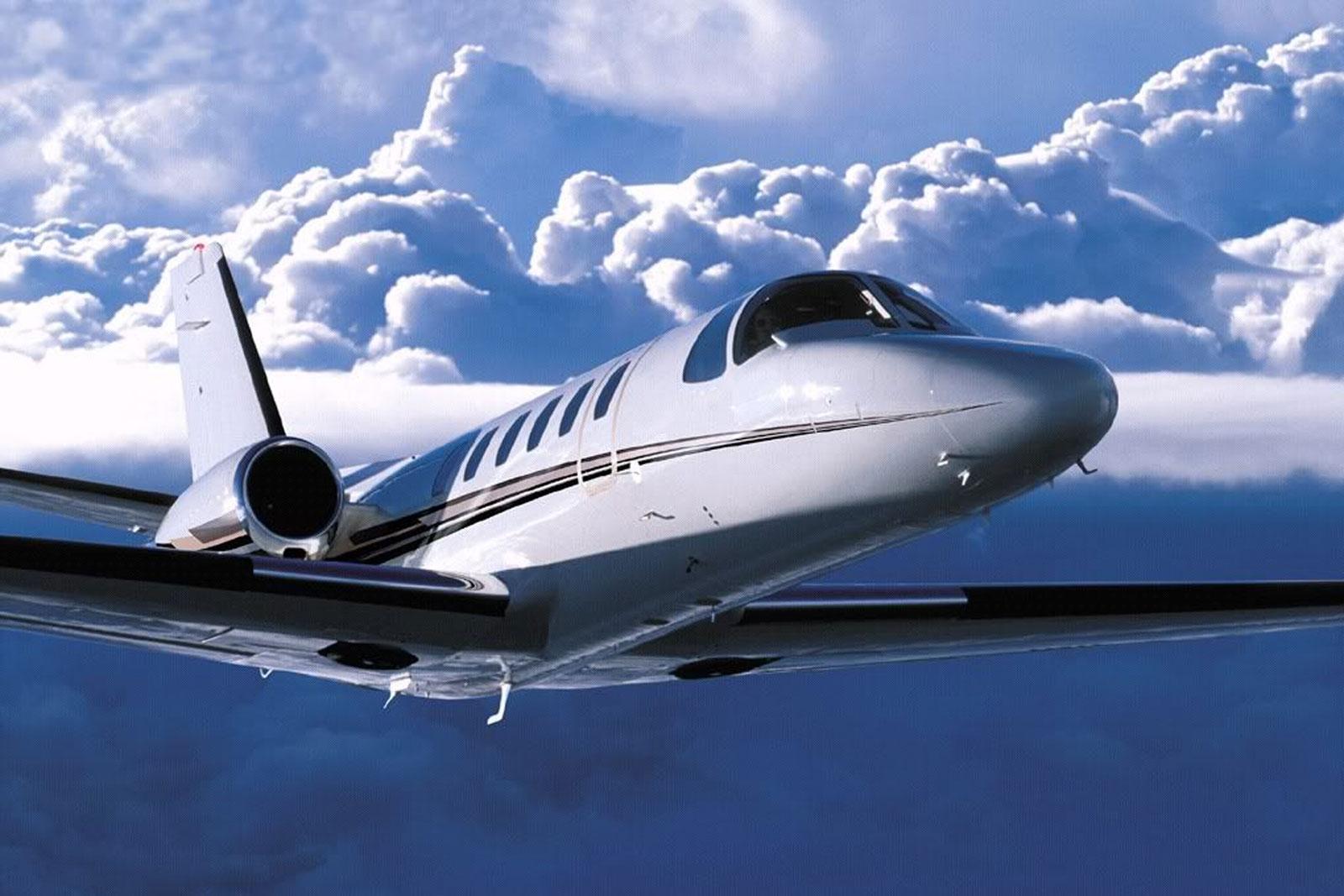 Как подобрать самолет для чартера