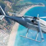 Итальянские разработчики протестировали вертолет без пилота