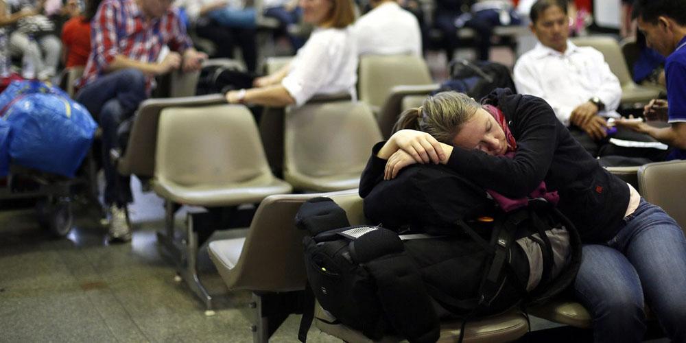 Московская прокуратура взяла под контроль отмену авиарейсов