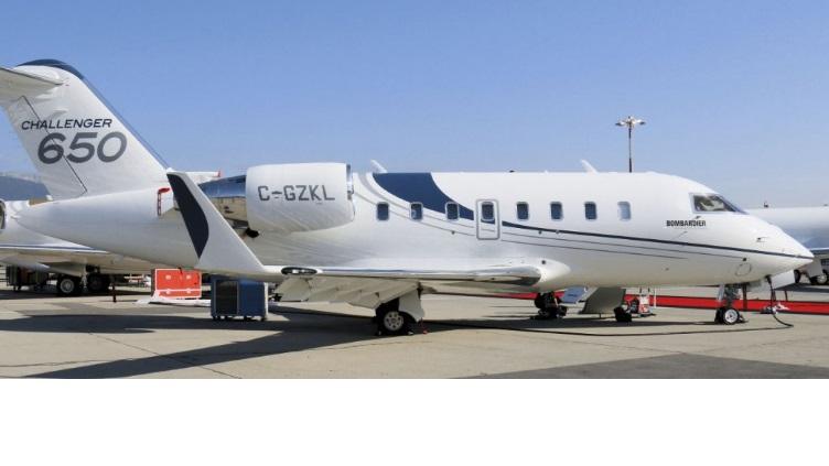 Новый самолет от Bombardier на авиалиниях России