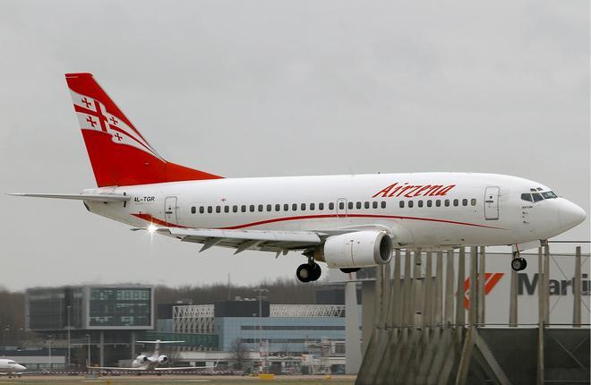 Georgian Airways обвиняет авиакомпанию «Победа» в демпинге