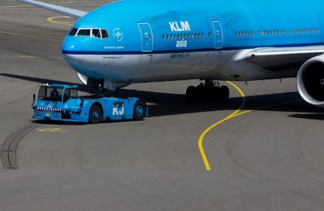 KLM предсказывает бум онлайн продаж авиабилетов