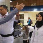 Российские эксперты по безопасности прибыли в аэропорт Каира