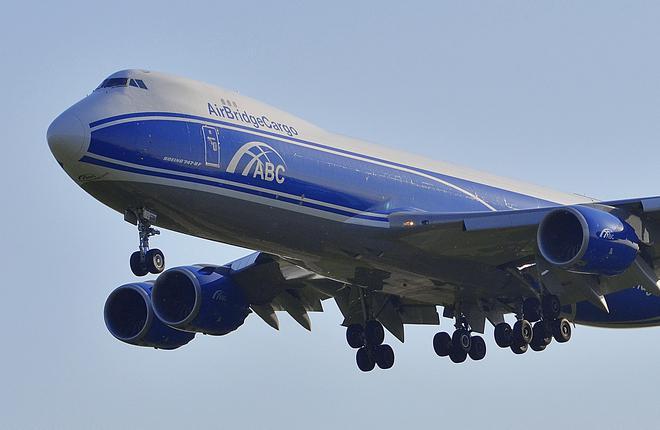 Boeing обеспечит AirBridgeCargo сменными компонентами шасси