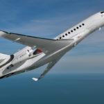 Главным экспонатом Dassault на EBACE станет Falcon 8X