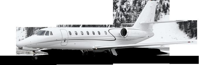 Аренда бизнес самолета
